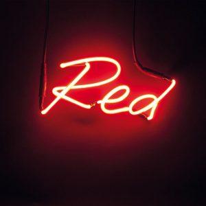 Червения цвят в рекламата