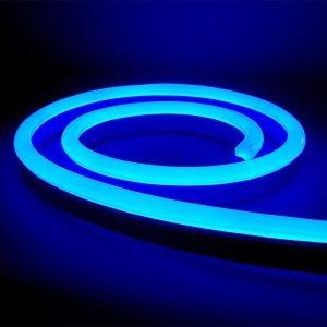 Синия цвят в рекламата
