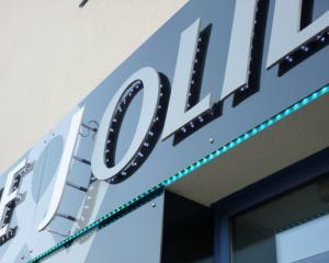 ПВЦ букви с подсветка и неонова лента